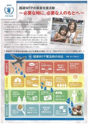 国連WFP②