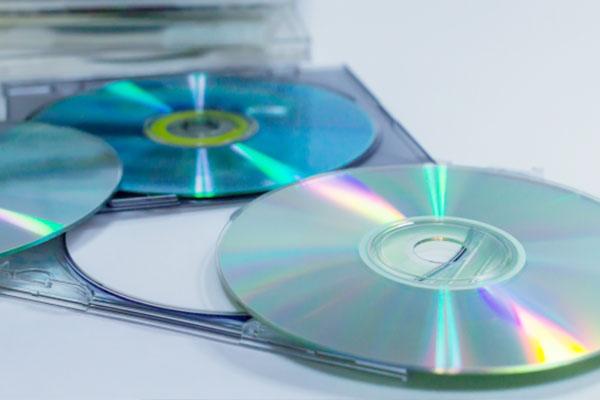 保存電子媒体イメージ